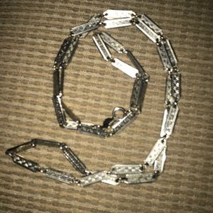 Accessorcraft NYC Vintage Necklace/Belly Chain